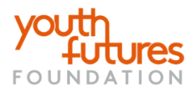 EXTERNAL FUNDING OPPORTUNITY-Youth Future Foundation Grants
