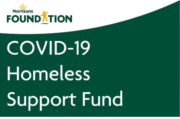 EXTERNAL FUNDING OPPORTUNITY-COVID 19 Homeless Support Fund